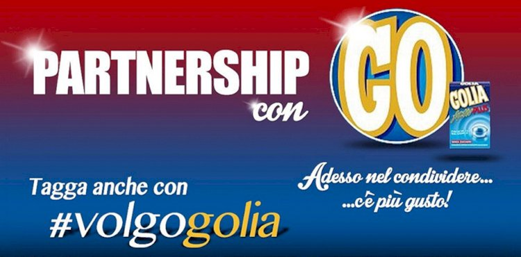 PARTNERSHIP: GOLIA ITALIA