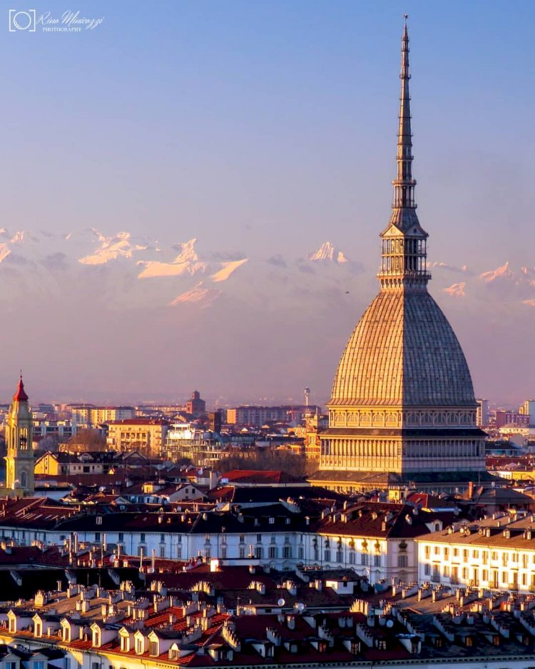Around Torino